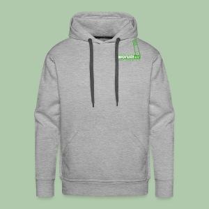 Worum e.V. Männer Premium Kapuzenpullover - freie Farbwahl - Männer Premium Hoodie
