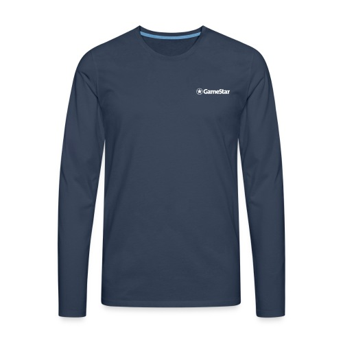 GameStar Longsleeve - Männer Premium Langarmshirt