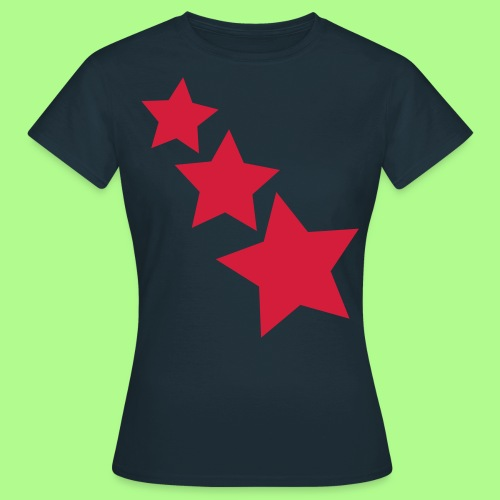 WOMEN'S STARS T-SHIRT - Women's T-Shirt