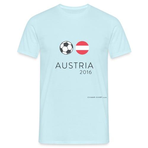 Austria Fußball SL - Männer T-Shirt