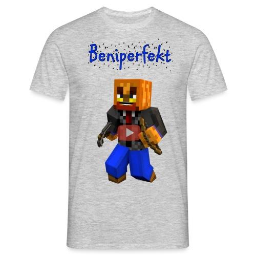 Beniperfekt T-Shirt für Männer - Männer T-Shirt