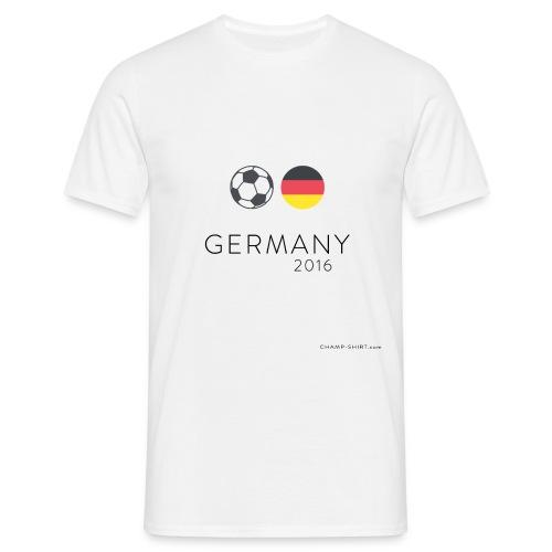 Germany Fußball SL - Männer T-Shirt