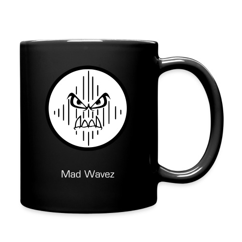 Mad Wavez Mug - Full Colour Mug