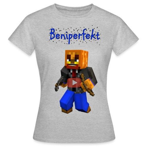 Beniperfekt T-Shirt für Frauen - Frauen T-Shirt