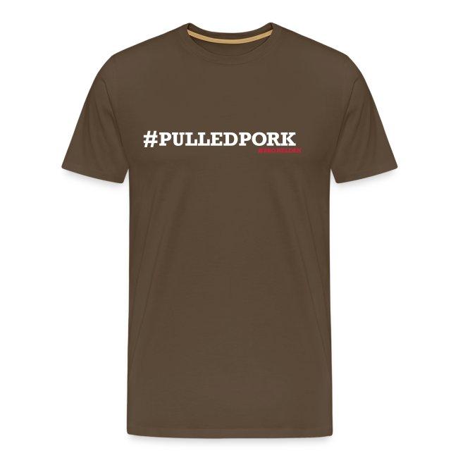 Hashtag pulled pork donker