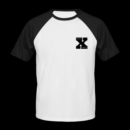 Two Colour T-Shirt  - Men's Baseball T-Shirt