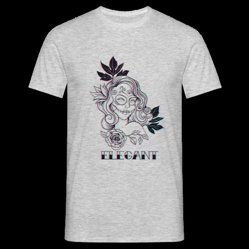 Elegant Lady Tshirt - Men's T-Shirt