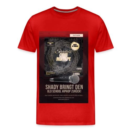 SHADYS CRIB PROMO SHIRT - Männer Premium T-Shirt