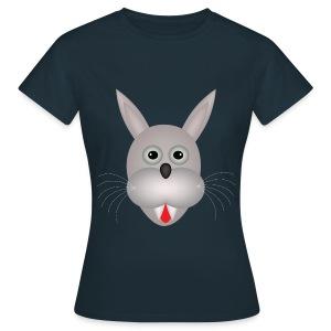 Tête de lapin - T-shirt Femme