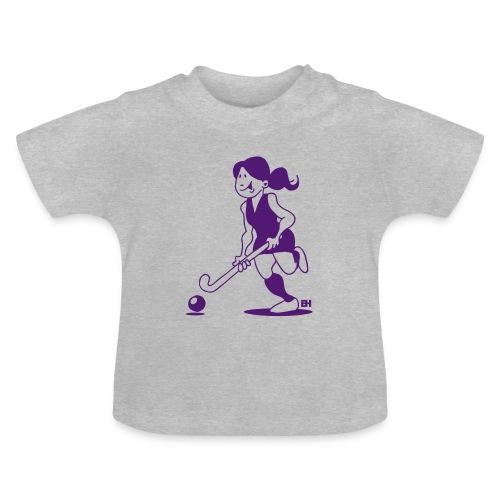 Landhockey flicka Babytröjor - Baby T-Shirt