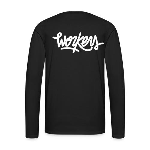 T-Shirt Manche longues Premium  - T-shirt manches longues Premium Homme