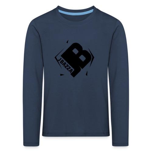 T-shirt: J Bazza - Kids' Premium Longsleeve Shirt