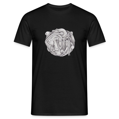 Sphere 3 - Men's T-Shirt