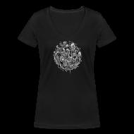 T-Shirts ~ Women's V-Neck T-Shirt ~ Sphere 3