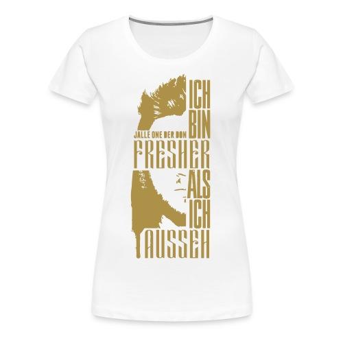 IBFAIA Shirt (Damen) - Frauen Premium T-Shirt