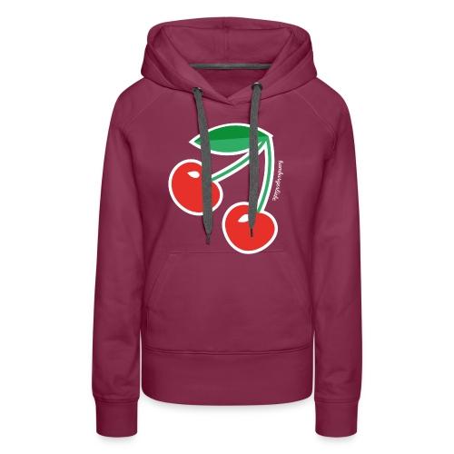 Cherries - Frauenhoodie - Frauen Premium Hoodie