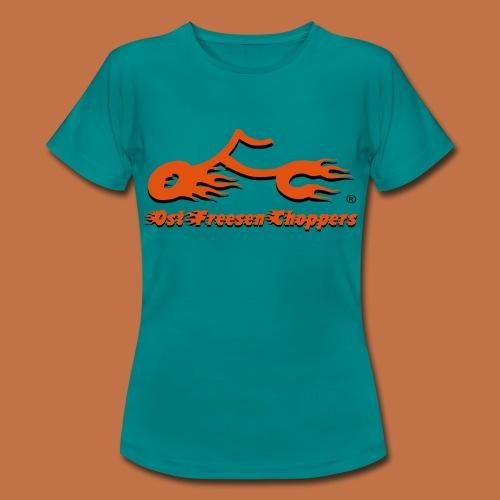 OFC Markenlogo ® T-Shirt B&C - Frauen T-Shirt
