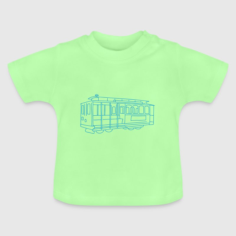 San Francisco Cable Car Baby Shirts  - Baby T-Shirt