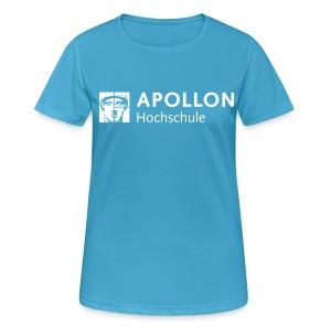 APOLLON Frauen T-Shirt atmungsaktiv - Frauen T-Shirt atmungsaktiv