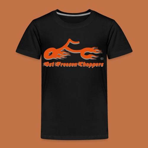 OFC Markenlogo ® Kinder-T-Shirt B&C - Kinder Premium T-Shirt