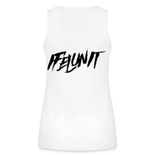 Unit Girl Shirt (Schrift - schwarz) - Frauen Bio Tank Top von Stanley & Stella