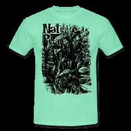 T-Shirts ~ Männer T-Shirt ~ nature is peace