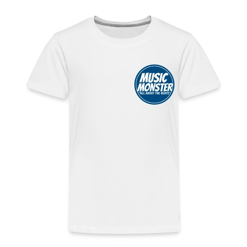 MusicMonster Children's T-Shirt - Kids' Premium T-Shirt