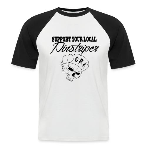 T-shirt support CRK 2 - T-shirt baseball manches courtes Homme