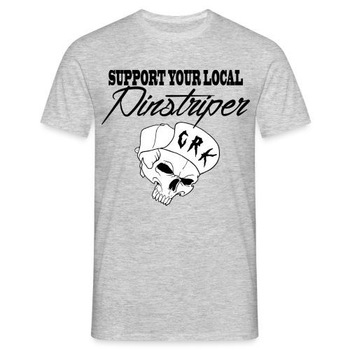 T-shirt support CRK - T-shirt Homme