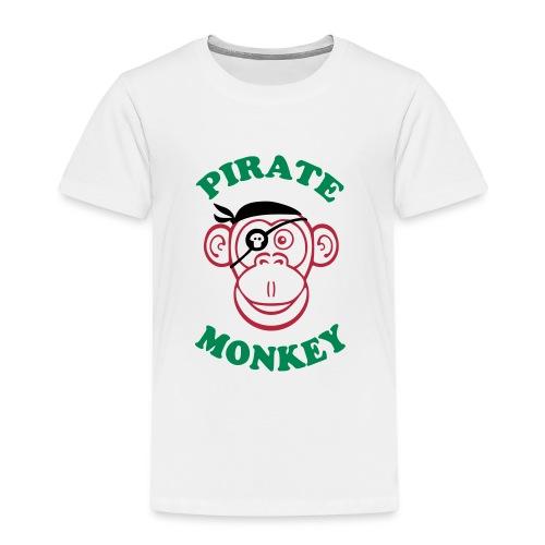 Pirate Monkey - T-shirt Premium Enfant