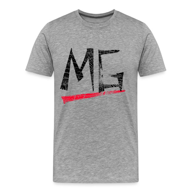 MG Glas black Logo Shirt