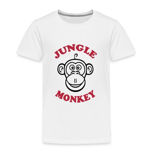 jungle monkey - T-shirt Premium Enfant