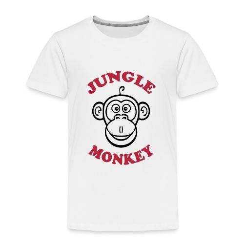 jungle monkey - T-shirt Premium Enfant