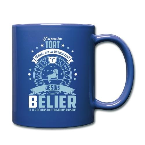 Mug Bélier - Mug uni
