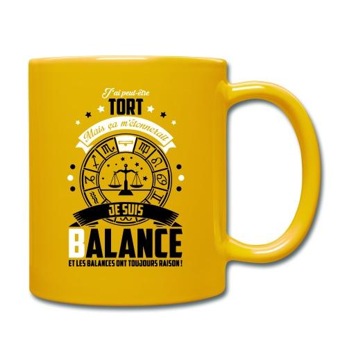 Mug Balance - Mug uni
