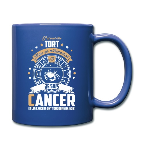 Mug Cancer  - Mug uni