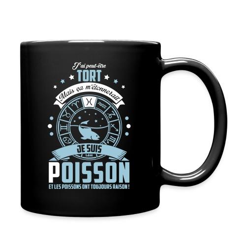 Mug Poisson - Mug uni