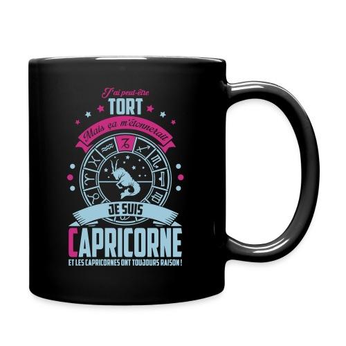 Mug Capricorne - Mug uni