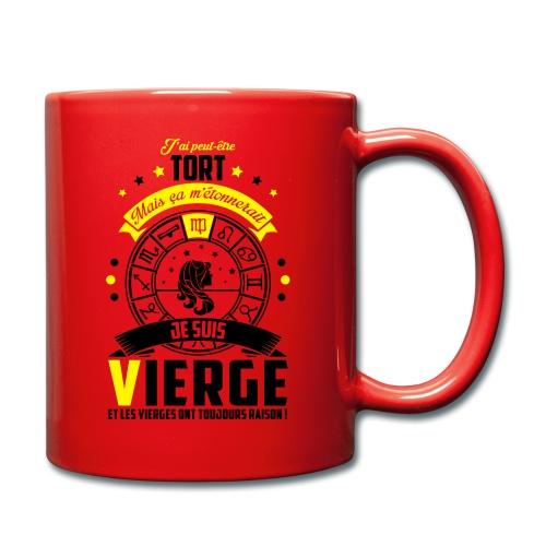 Mug Vierge - Mug uni