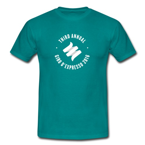 Giro d'Expresso 2016 - Men's T-Shirt