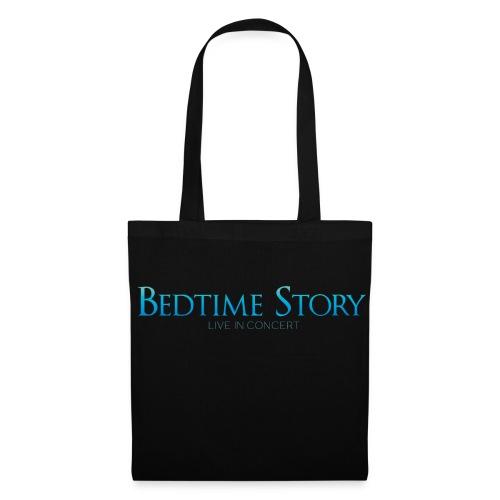 Bedtime Story - Tragetasche (Schwarz) - Stoffbeutel