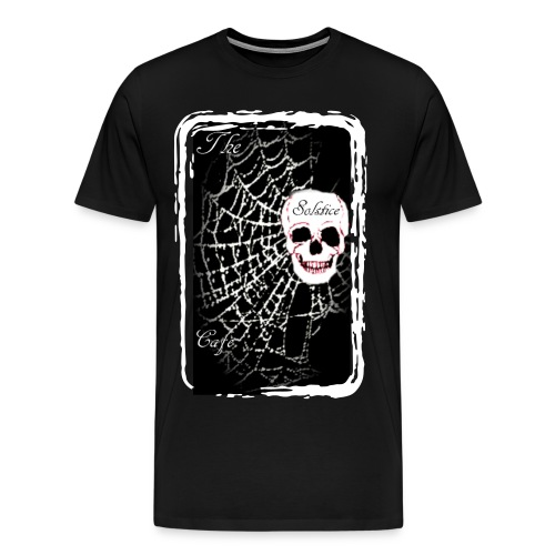 The Solstice Cafe Official Logo Shirt - Men's Premium T-Shirt