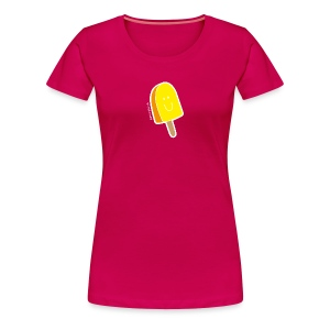 Popsickle - Frauen T-Shirt - Frauen Premium T-Shirt