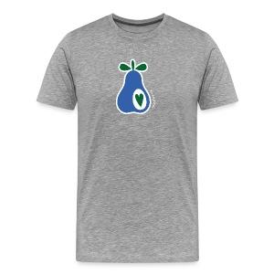 Simply Pears - Männer T-Shirt - Männer Premium T-Shirt