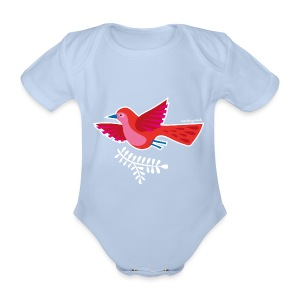 Birds of a Feather - Body - Baby Bio-Kurzarm-Body
