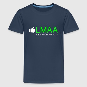 LMAA2 - Teenager Premium T-Shirt - Teenager Premium T-Shirt