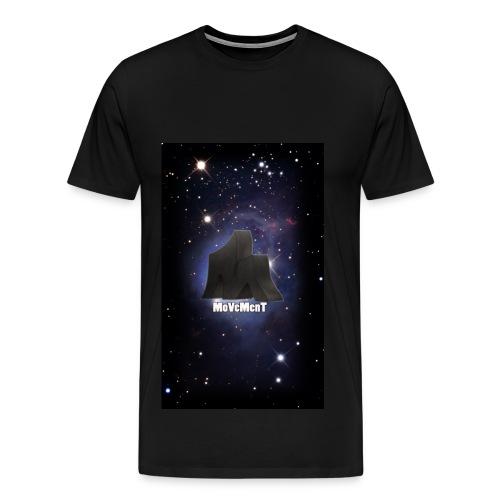 Old School Hoodie - Men's Premium T-Shirt