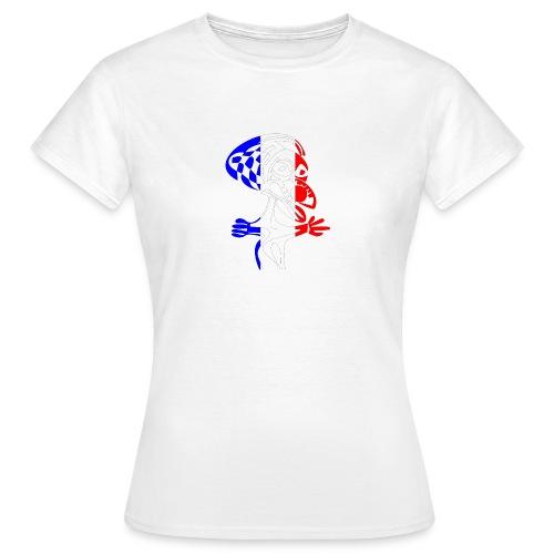 Rugby Frankreich / France - Frauen T-Shirt