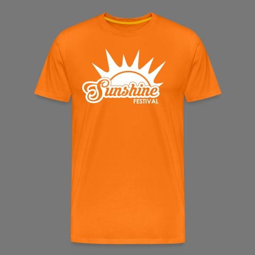 Sunshine Festival T-Shirt  - Männer Premium T-Shirt