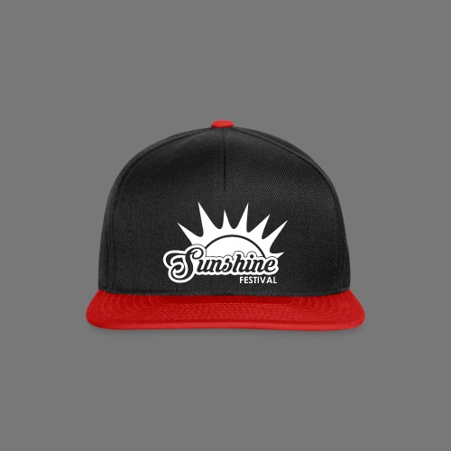 Sunshine Festival Snapback  - Snapback Cap